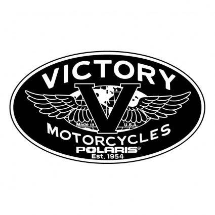free vector Victory motorcycles polaris