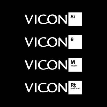 free vector Vicon 3