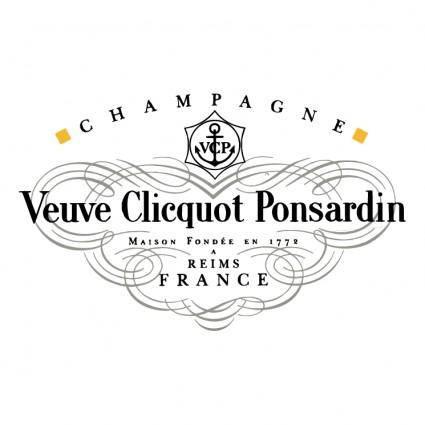 free vector Veuve clicquot ponsardin
