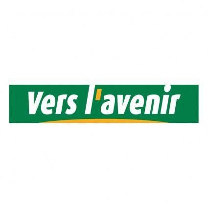 free vector Vers lavenir 0