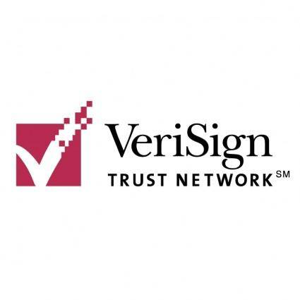 free vector Verisign 1