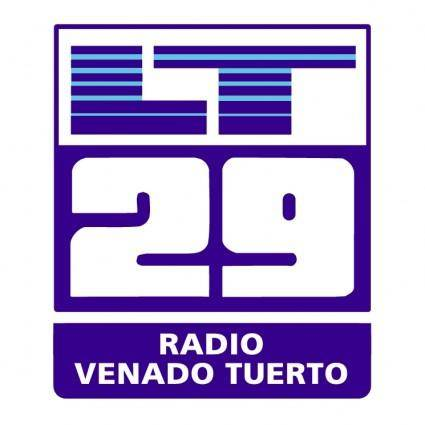 free vector Venado tuerto lt 29