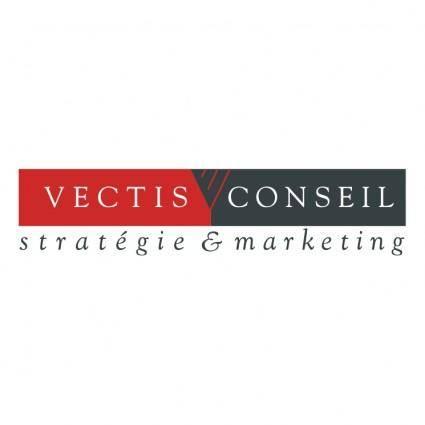free vector Vectis conseil