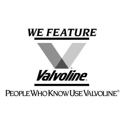 free vector Valvoline 3