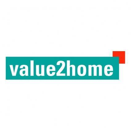 free vector Value2home