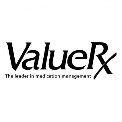 free vector Value rx
