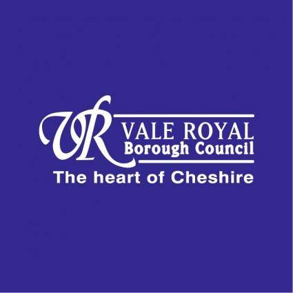 Vale royal borough council 1