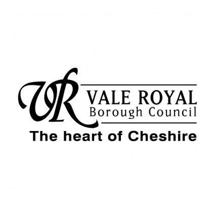 Vale royal borough council 0
