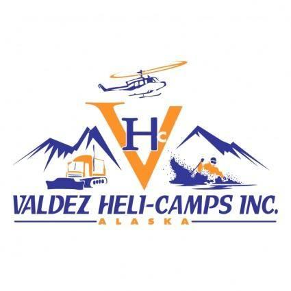 Valdez heli camps