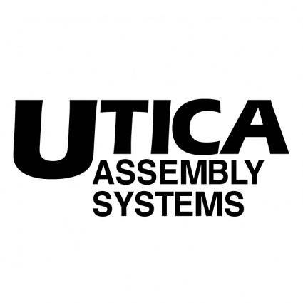 free vector Utica assembly systems