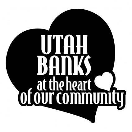 free vector Utah banks 0