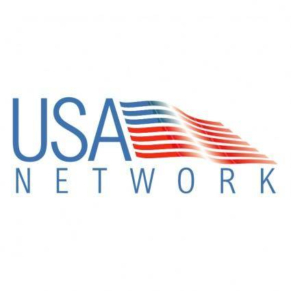 free vector Usa network 1