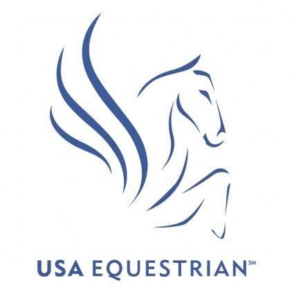 Usa equestrian