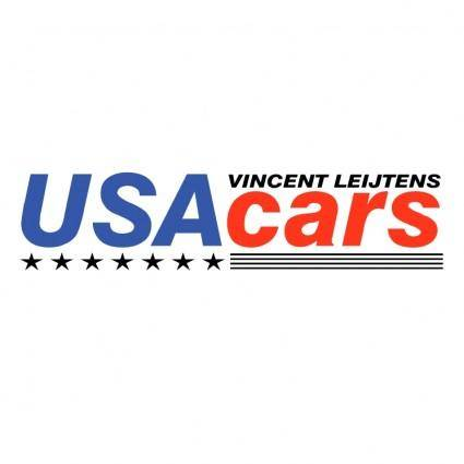 free vector Usa cars