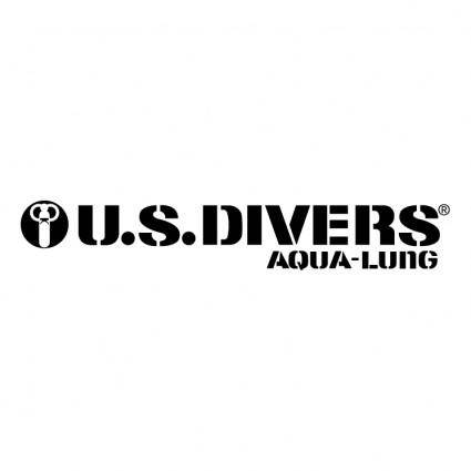 free vector Us divers