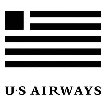 free vector Us airways 0