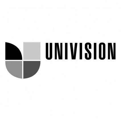free vector Univision 2