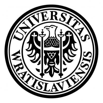 free vector Universitas wratislaviensis