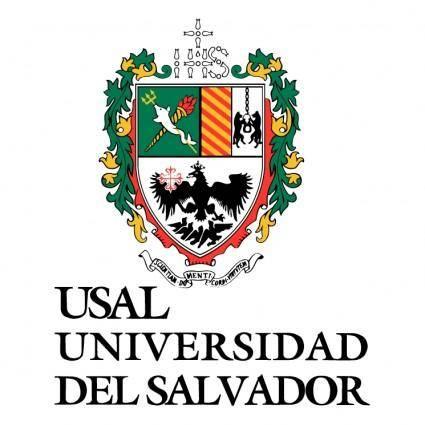 free vector Universidad del salvador