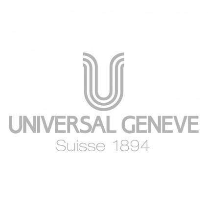 free vector Universal geneve