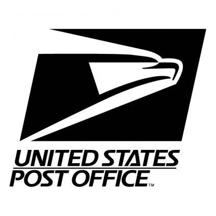 free vector United states post office
