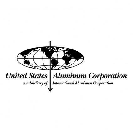 free vector United states aluminium corporation