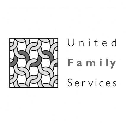 free vector United family services