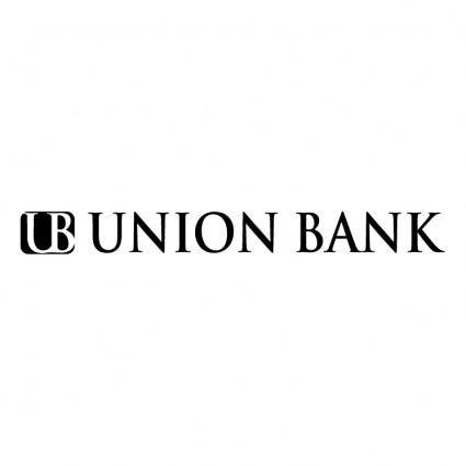 free vector Union bank