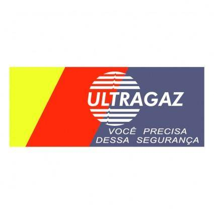 free vector Ultragaz