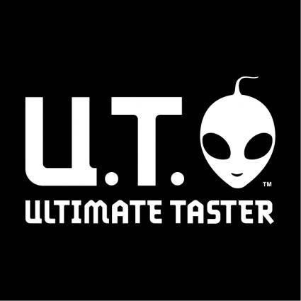 free vector Ultimate taster