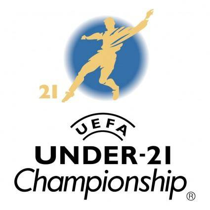 Uefa under 21 championship 0