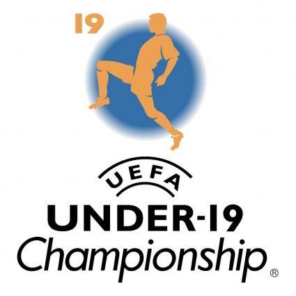free vector Uefa under 19 championship 0