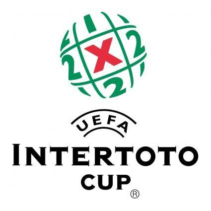 free vector Uefa intertoto cup