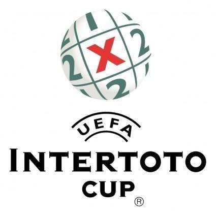 free vector Uefa intertoto cup 1