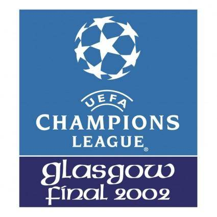 Uefa champions league glasgow final 2002