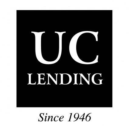 free vector Uc lending