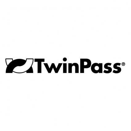 free vector Twin pass