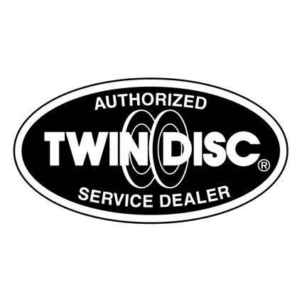 Twin disc 1