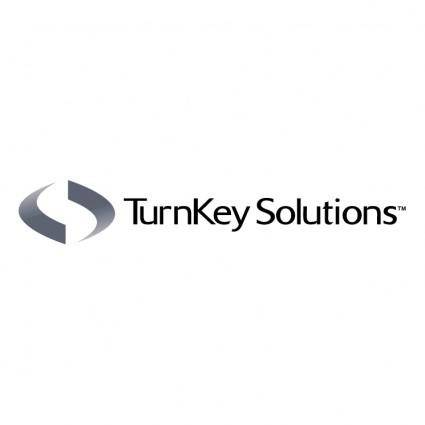 Turnkey solutions 0