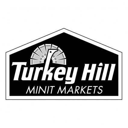 free vector Turkey hill