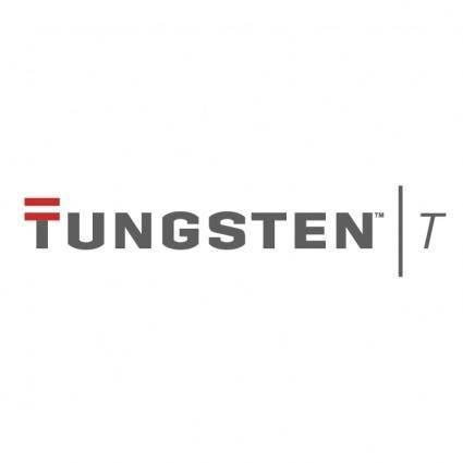 Tungsten t