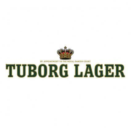 free vector Tuborg lager