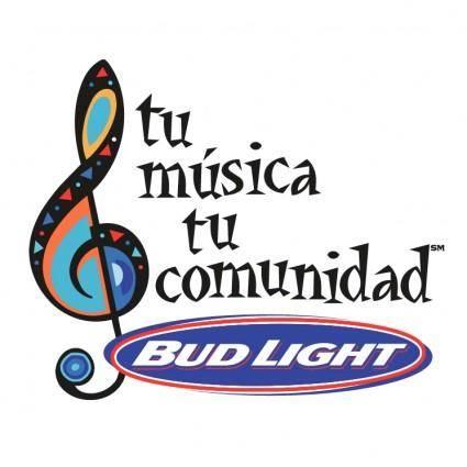 free vector Tu musica tu comunidad