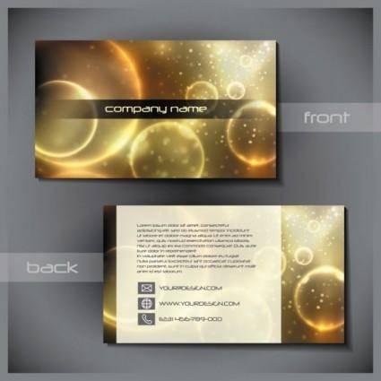 Fine card 03 vector