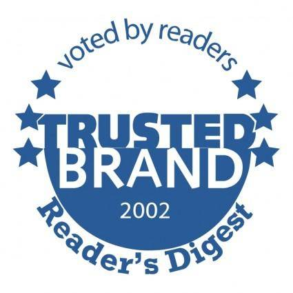 free vector Trusted brand
