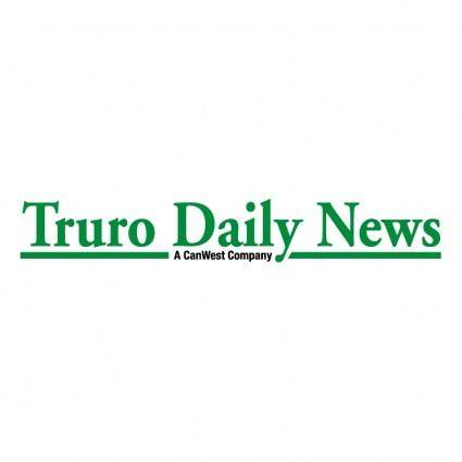 Truro daily news