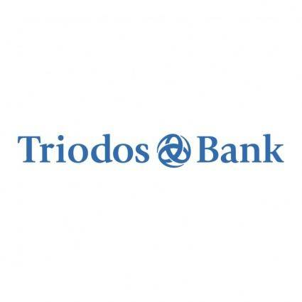 free vector Triodos bank