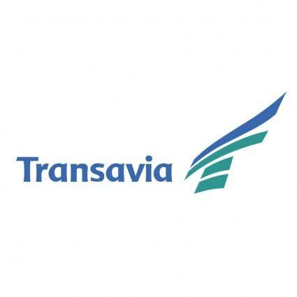 free vector Transavia airlines 0