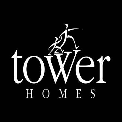 free vector Tower homes 0