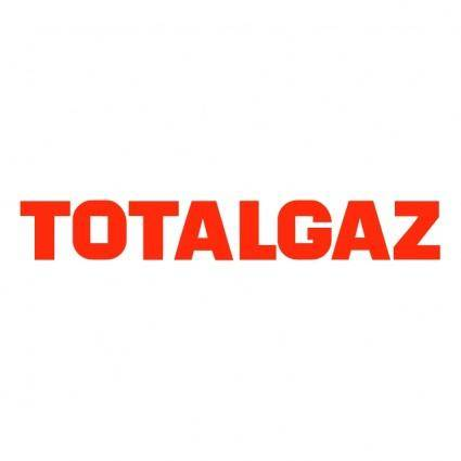 free vector Totalgaz